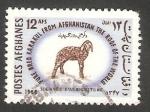 Stamps Afghanistan -  870 - Día de la Agricultura