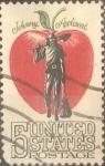 Sellos de America - Estados Unidos -  Intercambio cxrf2 0,20 usd 5 cents. 1966