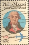 Sellos del Mundo : America : Estados_Unidos : Intercambio 0,20 usd 40 cents. 1980