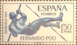 Sellos de Europa - España -  Intercambio cxrf 0,30 usd 1,50 pesetas 1965