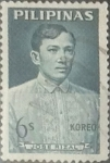 Stamps : Asia : Philippines :  Intercambio 0,20 usd 6 s. 1964