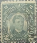 Stamps : Asia : Philippines :  Intercambio 0,20 usd 2 cents. 1906