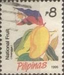 Sellos del Mundo : Asia : Filipinas : 8 pesos 1995