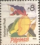 Stamps : Asia : Philippines :  Intercambio 1,50 usd 8 pesos 1993