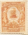 Stamps America - Haiti -  République d'Haiti
