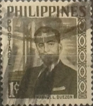 Stamps : Asia : Philippines :  Intercambio 0,20 usd 1 cents. 1960
