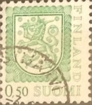 Stamps : Europe : Finland :  Intercambio 0,20 usd 50 p. 1976