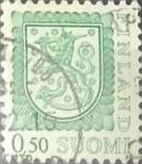Sellos del Mundo : Europa : Finlandia : Intercambio 0,20 usd 50 p. 1976