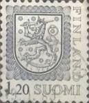 Sellos de Europa - Finlandia -  Intercambio 0,20 usd 1,20 m. 1979