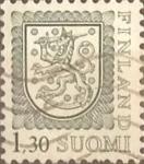 Sellos de Europa - Finlandia -  Intercambio crxf 0,20 usd 1,30 m. 1983