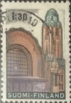 Sellos de Europa - Finlandia -  Intercambio 0,20 usd 1,30 m. 1971