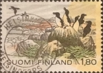 Stamps : Europe : Finland :  Intercambio 0,20 usd 1,80 m. 1983