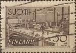 Sellos de Europa - Finlandia -  Intercambio 0,20 usd 50 m. 1942