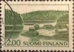 Stamps : Europe : Finland :  Intercambio 0,20 usd 2 m. 1964