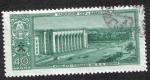 Sellos de Europa - Rusia -  Arquitectura, Capitales de Repúblicas Soviéticas