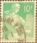 Sellos del Mundo : Europa : Francia : Intercambio jn 0,20 usd 10 francos  1959