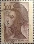 Sellos del Mundo : Europa : Francia : 3 franco 1982
