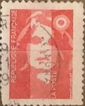 Sellos de Europa - Francia -  Intercambio 0,20 usd 2,50 franco 1993