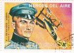 Sellos de Africa - Guinea Ecuatorial -  heroes del aire