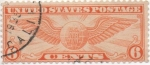 Stamps United States -  Y & T Nº 15a Aereo