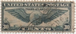Stamps United States -  Y & T Nº 25 Aereo