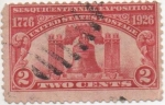 Sellos de America - Estados Unidos -  Y & T Nº 268