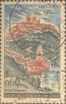 Stamps France -  Intercambio 0,20 usd 60 cents. 1963