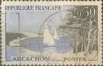 Sellos de Europa - Francia -  Intercambio 0,20 usd 30 cents. 1961