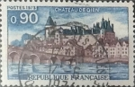 Sellos de Europa - Francia -  Intercambio 0,20 usd 90 cents. 1973