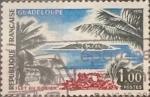 Sellos del Mundo : Europa : Francia : Intercambio jn 0,20 usd 1 francos 1970