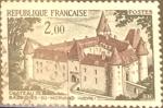 Sellos de Europa - Francia -  Intercambio cxrf2 0,20 usd 2 francos 1972