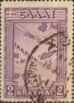 Sellos de Europa - Grecia -  Intercambio 0,85 usd 2 d. 1933