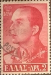 Sellos de Europa - Grecia -  Intercambio 0,20 usd 2 d. 1957