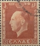 Sellos del Mundo : Europa : Grecia : Intercambio 0,20 usd  3 d. 1937