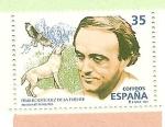 Sellos de Europa - España -  Personajes Populares - Naturaleza - Felíx Rodríguez de la Fuente