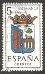 Sellos de Europa - España -  1635 - Escudo de la provincia de Salamanca