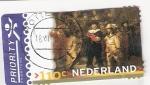 Sellos de Europa - Holanda -  Cuadro: