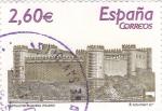 Sellos de Europa - España -  castillo de Maqueda  (20)