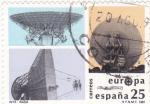 Stamps Spain -  EUROPA-comunicaciones (20)
