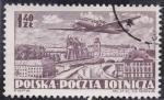 Sellos de Europa - Polonia -  30 - Varsovia