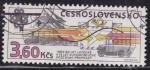 Stamps Czechoslovakia -  2528 - Anivº del Correo checoslovaco