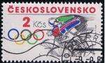 Stamps Czechoslovakia -  2601 - Ciclismo