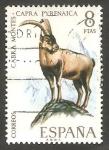 Sellos de Europa - España -  2040 - Cabra montés