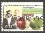 Stamps Spain -  4776 - Día internacional de la igualdad salarial