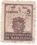 Stamps Spain -  ayuntamiento de Barcelona (20)
