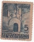 Stamps : Europe : Spain :  ayuntamiento de Barcelona (20)