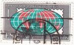 Sellos de Europa - España -  día mundial del sello 1963 (20)