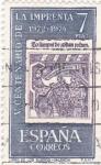 Sellos de Europa - España -  V centenario de la imprenta (20)