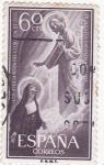 Sellos de Europa - España -  fiesta del S. Corazón de Jesús (20)