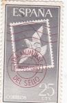 Sellos de Europa - España -  día mundial del sello 1961 (20)